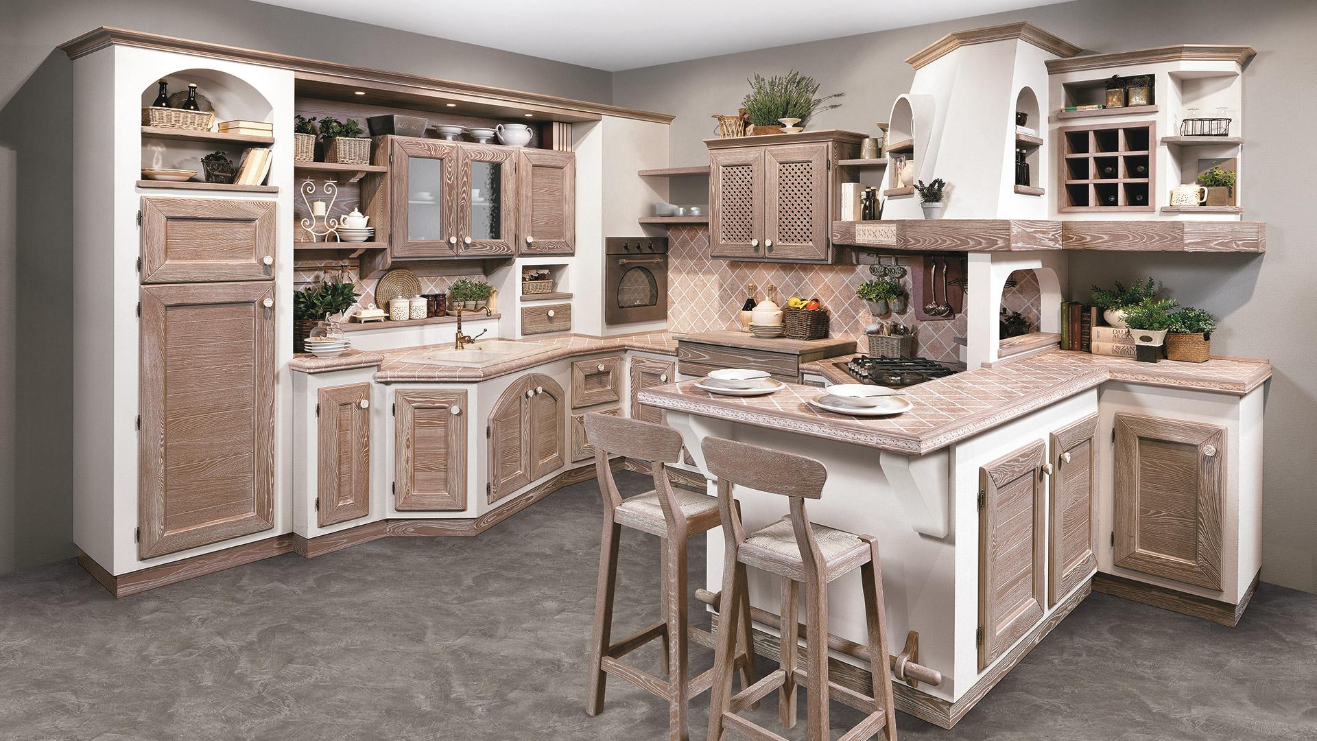 Cucine Classiche - TuttoLegno Arredamenti