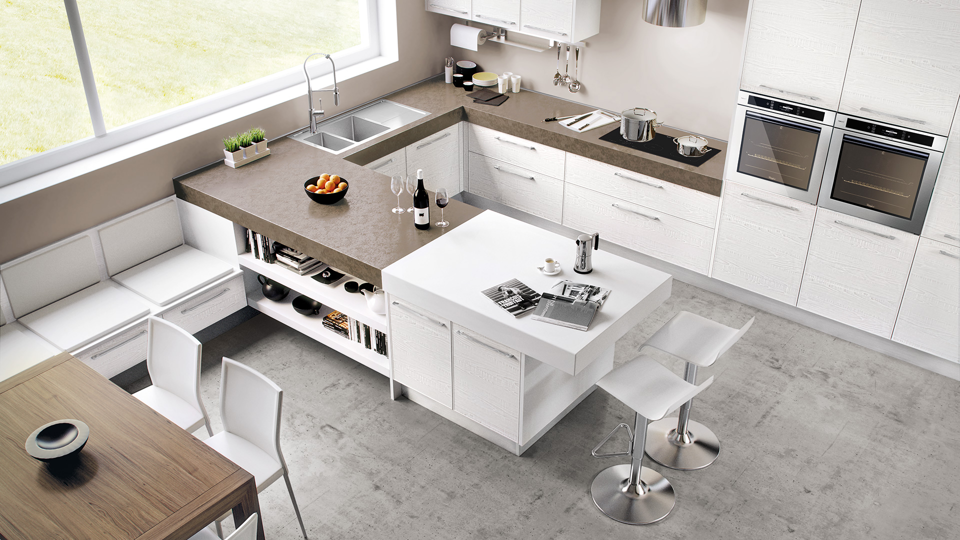 Cucine Moderne - TuttoLegno Arredamenti